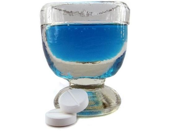 Шампунь и аспирин